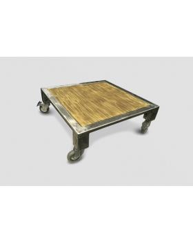 """Журнальный стол для барбершопа """"Odissey"""""""